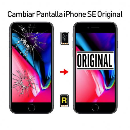 Cambiar Pantalla iPhone SE 2020 Original