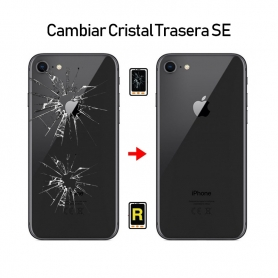 Cambiar Tapa Trasera iPhone SE 2020