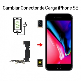 Cambiar Conector De Carga iPhone SE 2020