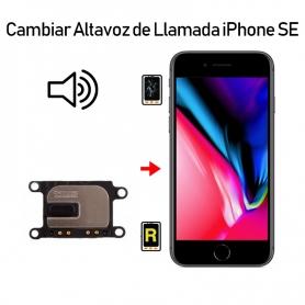 Cambiar Auricular De Llamada iPhone SE 2020