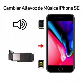 Cambiar Altavoz De Música iPhone SE 2020