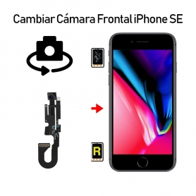 Cambiar Cámara Frontal iPhone SE 2020