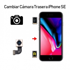 Cambiar Cámara Trasera iPhone SE 2020