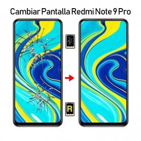 Cambiar Pantalla Redmi Note 9S