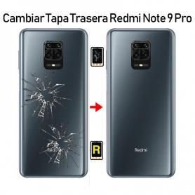 Cambiar Tapa Trasera Redmi Note 9S