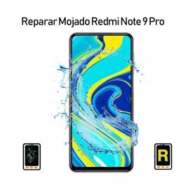 Reparar Mojado Redmi Note 9S