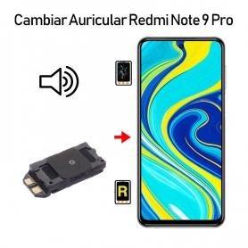 Cambiar Auricular De Llamada Redmi Note 9S