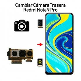 Cambiar Cámara Trasera Redmi Note 9S