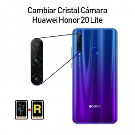 Cambiar Cristal Cámara Trasera Honor 20 Lite