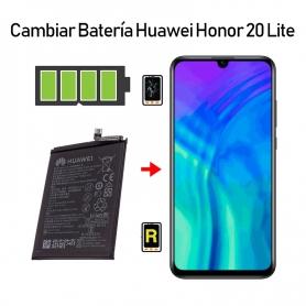 Cambiar Batería Honor 20 Lite