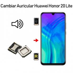 Cambiar Auricular De Llamada Honor 20 Lite