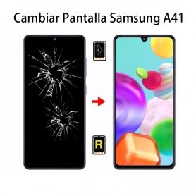 Cambiar pantalla Samsung Galaxy A41