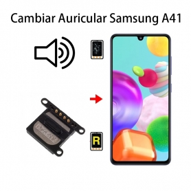 Cambiar Auricular De Llamada Samsung Galaxy A41