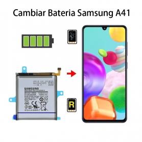 Cambiar Batería Samsung Galaxy A41