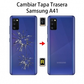 Cambiar Tapa Samsung A41