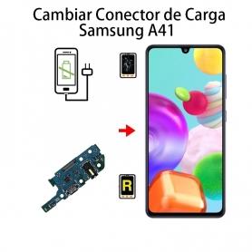 Cambiar Conector De Carga Samsung Galaxy A41