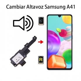 Cambiar Altavoz De Música Samsung Galaxy A41