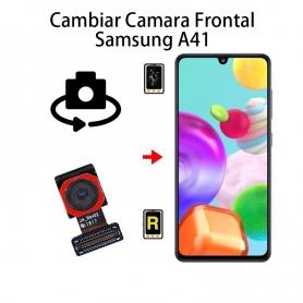 Cambiar Cámara Frontal Samsung Galaxy A41