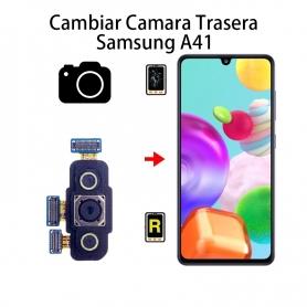 Cambiar Cámara Trasera Samsung Galaxy A41