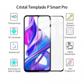 Cristal Templado Huawei P Smart Pro