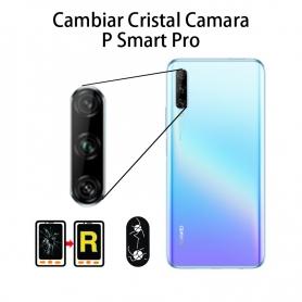 Cambiar Cristal Cámara Trasera Huawei P Smart Pro