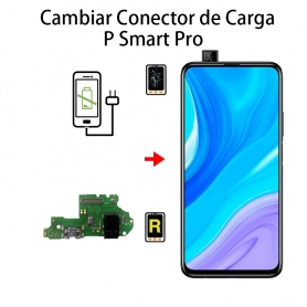 Cambiar Conector De Carga Huawei P Smart Pro