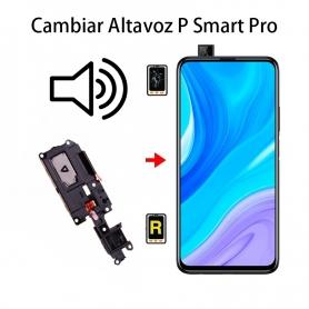 Cambiar Altavoz De Música Huawei P Smart Pro
