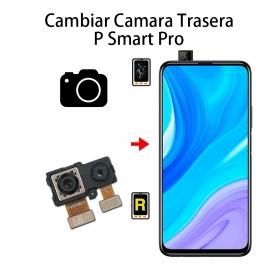 Cambiar Cámara Trasera Huawei P Smart Pro