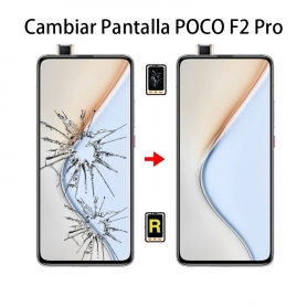Cambiar Pantalla Xiaomi Poco F2 Pro Original