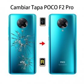 Cambiar Tapa Trasera Xiaomi Poco F2 Pro