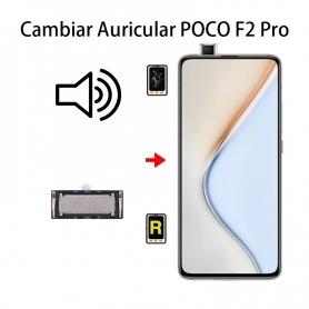 Cambiar Auricular De Llamada Xiaomi Poco F2 Pro
