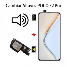 Cambiar Altavoz De Música Xiaomi Poco F2 Pro