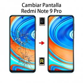 Cambiar Pantalla Xiaomi Redmi Note 9 Pro