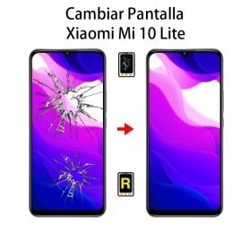 Cambiar Pantalla Xiaomi Mi 10 Lite