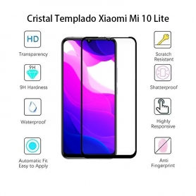Cristal Templado Xiaomi Mi 10 Lite