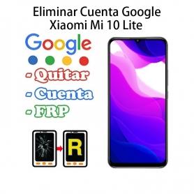 Eliminar Cuenta Google Xiaomi Mi 10 Lite