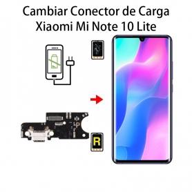Cambiar Conector De Carga Xiaomi Mi Note 10 Lite