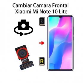 Cambiar Cámara Frontal Xiaomi Mi Note 10 Lite