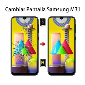 Cambiar Pantalla Samsung Galaxy M31
