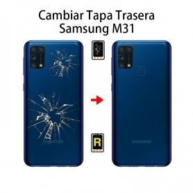 Cambiar Tapa Trasera Samsung Galaxy M31