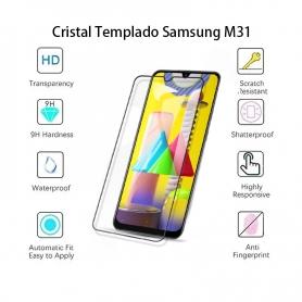 Cristal Templado Samsung Galaxy M31
