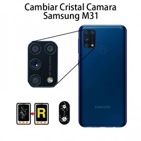 Cambiar Cristal Cámara Trasera Samsung Galaxy M31