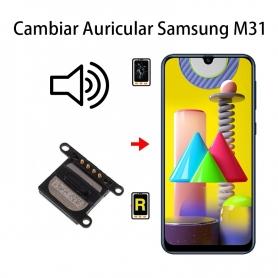 Cambiar Auricular De Llamada Samsung Galaxy M31