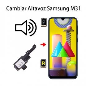 Cambiar Altavoz De Música Samsung Galaxy M31