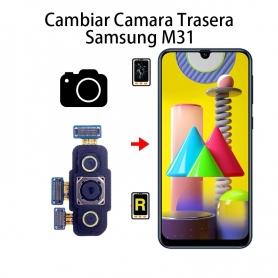 Cambiar Cámara Trasera Samsung Galaxy M31