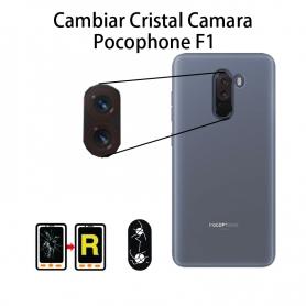 Cambiar Cristal Cámara Pocophone F1