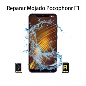 Reparar Mojado Pocophone F1