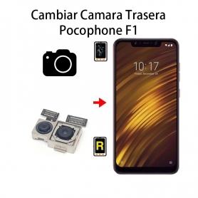 Cambiar Cámara Trasera Pocophone F1