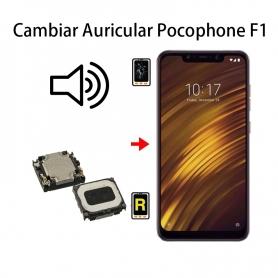 Cambiar Auricular de llamada Pocophone F1