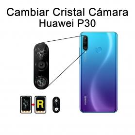 Cambiar Cristal Cámara Huawei P30